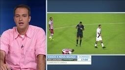 Edson Viana comenta estreia do Vasco no Carioca, com derrota para o Bangu
