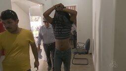 Suspeito de matar idoso e jovem é preso em Ariquemes, RO