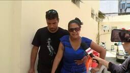 Mãe da bebê que morreu em acidente deu depoimento nesta segunda (22)