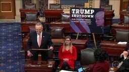 Democratas e republicanos chegam a acordo sobre orçamento nos EUA