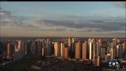 Temperaturas aumentam em Goiás