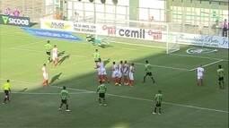 Melhores momentos de América-MG 1 x 0 Boa Esporte pelo Campeonato Mineiro