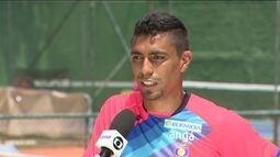 Thiago Monteiro comenta duelo entre Brasil e República Dominicana na Copa Davis