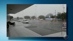 Telespectadores registram chuvas pelo interior do RN