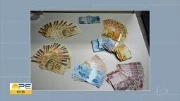 PF apreende R$2.300 em notas falsificadas com turista do Rio Grande do Norte