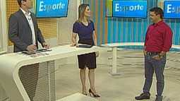 Carlos Ferreira comenta os destaques do esporte paraense nesta quinta-feira (15)
