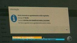 Populares reclamam da demora para agendamento de emissão de documentos em Natal