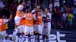 Os gols de CSA 0 x 2 São Paulo pela segunda fase da Copa do Brasil