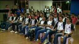 Jes apresenta novo elenco e espera unir forças com outras equipes para fortalecer o Futsal