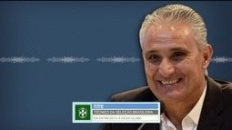 Em entrevista para o SporTV, Tite fala sobre cotados para a Seleção