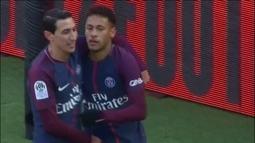 Os gols de Paris Saint Germain 5 x 2 Strasbourg pela 26ª rodada do Campeonato Francês