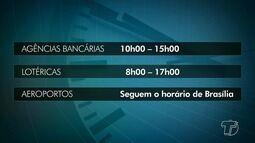 Horário de verão termina a 0h; bancos, voos e programação na TV mudam