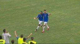 Nacional goleia o Fast, tem saldo de três gols e encaminha vaga às quartas do Amazonense