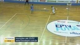 Taça EPTV de Futsal abre inscrições para a 34ª edição na região de Ribeirão Preto