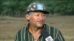 Agricultores da área de sequeiro comemoram chuva no Sertão