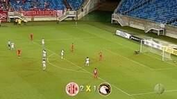 América-RN vence Globo FC de virada, mas vê rival ficar com o título do 1º turno