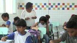 Ano letivo começou nesta segunda em metade das escolas municipais de Maceió