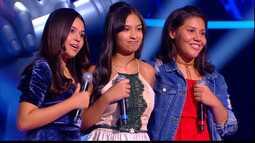 Paraibanas no The Voice Kids