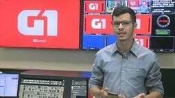Confira os destaques desta segunda-feira (19) do G1 Roraima