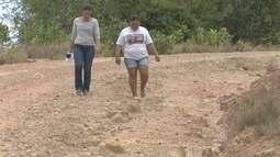 Moradores de Alto Alegre, em RR, reclamam da estrutura de estradas e pontes da região