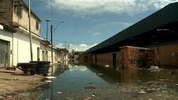 Chuva forte provoca morte e estragos durante o fim de semana em Maceió