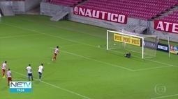 Náutico vence Afogados por 2x1 no Campeonato Pernambucano