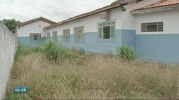 Os problemas de algumas escolas e creches municipais, que não foram resolvidos