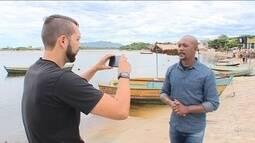 Grave um vídeo pelo celular dizendo que Brasil você quer para o futuro