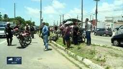 Homem em motocicleta é assassinado em Olinda