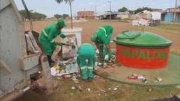 SLU prepara licitaçao de contrato biliion'ariode coleta de lixo