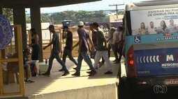 Terminais de ônibus de Goiânia ganham equipes fixas de PMs em operação contra crimes