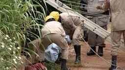 Corpo de mulher encontrado dentro de mala é identificado, em Aparecida de Goiânia