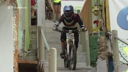 Descida das Escadas de Santos acontece neste domingo (4)
