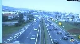 Confira como está o trânsito em Jundiaí na manhã desta quarta-feira