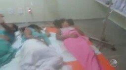 Mulheres são deixadas no chão após parto em hospital de Ilhéus