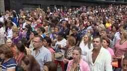 Procissão do Senhor dos Passos deve reunir 60 mil fiéis em Florianópolis