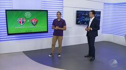 Vitória enfrenta o Bahia de Feira nesse domingo (18), pela semifinal do Baianão