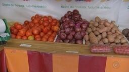 Baixo preço aumenta venda e consumo de legumes em cidades da região de Itapetininga
