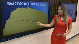 Começa hoje em 30 cidades do Paraná a vacina contra a dengue