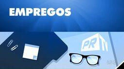 Confira as vagas de emprego em Maringá e região
