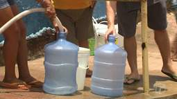 Moradores da grande área do Santarenzinho estão há quase uma semana sem água