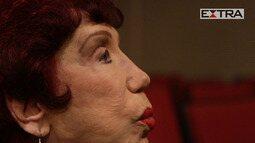 Berta Loran chega aos 92 anos e afirma 'o humor salva'