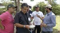 Curso no Vale do Mucuri ensina produtores a lidarem com drones
