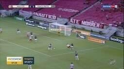 Ponte Preta perde do Náutico, mas avança na Copa do Brasil