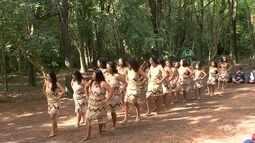 Aldeia de Avaí recebe visitas e divulga a cultura indígena em comemoração ao Dia do Índio