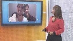 Dupla sertaneja Breno e Caio Cesar estarão presentes no Bem estar Global