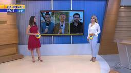 Confira a íntegra do Bom Dia Rio Grande desta sexta-feira (20)