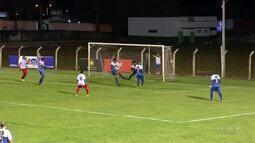 Araguaína conta com gol contra do Paraíso para vencer os donos da casa por 1 a 0