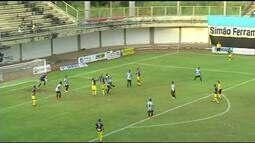 Sparta fica no empate por 1 a 1 com o Altos-PI na estreia da Série D