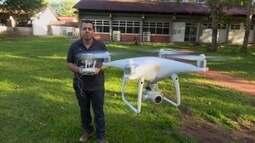 Parte 3: No Acre, Embrapa faz estudo pioneiro com use de drones para mapeamento florestal